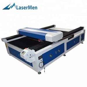 Super offer! 2018 high quality iron flat washers making machine CNC metal laser cutter by LaserMen