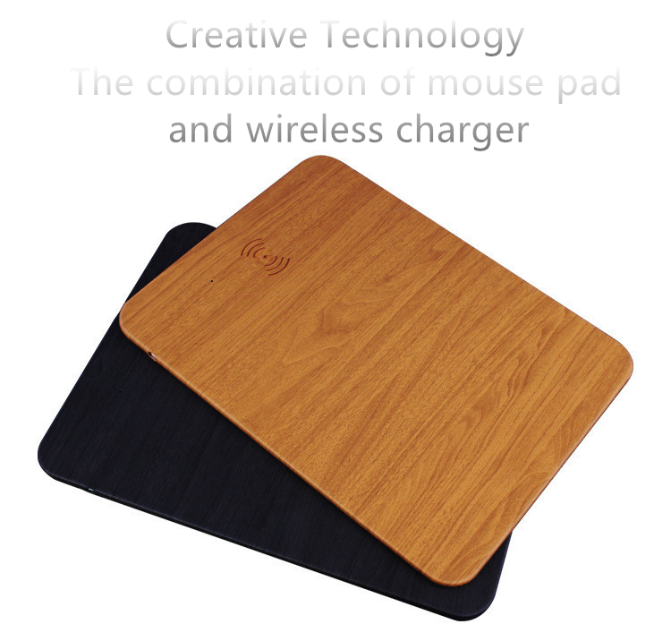 China Factory Supply Wireless Charger Pad Mouse Wireless High Speed Charger