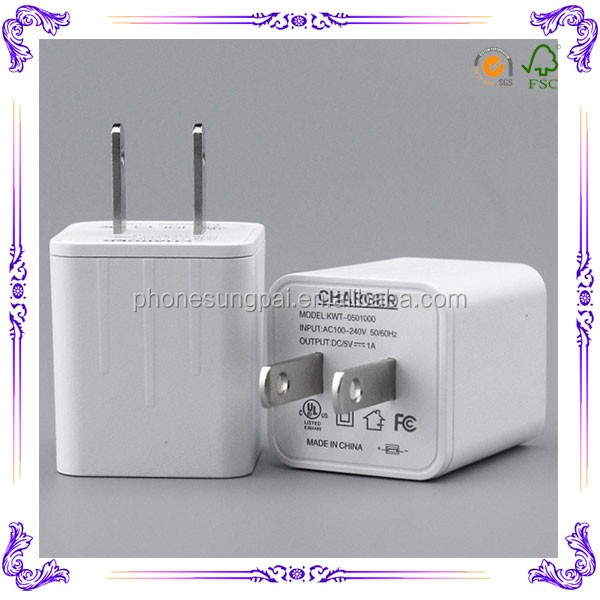 Factory for iphone eu wall charger adapter wholesale