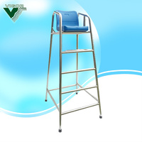 2019 swimming pool &spa accessories durable Life-guard chair