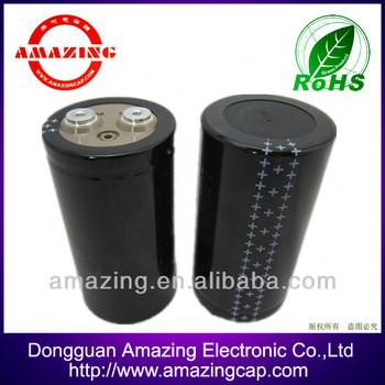 500v 4400uf Aluminum Electrolytic Capacitor Mzc