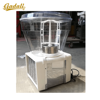 2018 Commercial electric juice dispenser+cold drink making machine