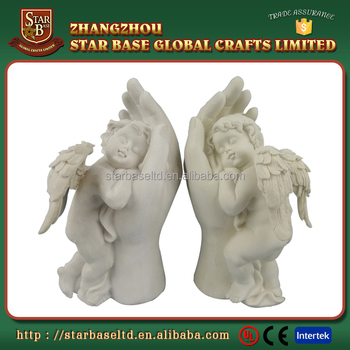 OEM Custom Cupid Cherub Garden Statue
