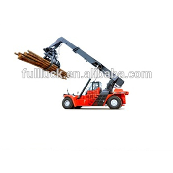 Top Quality 50 ton 3 layers heavy container forklift truck