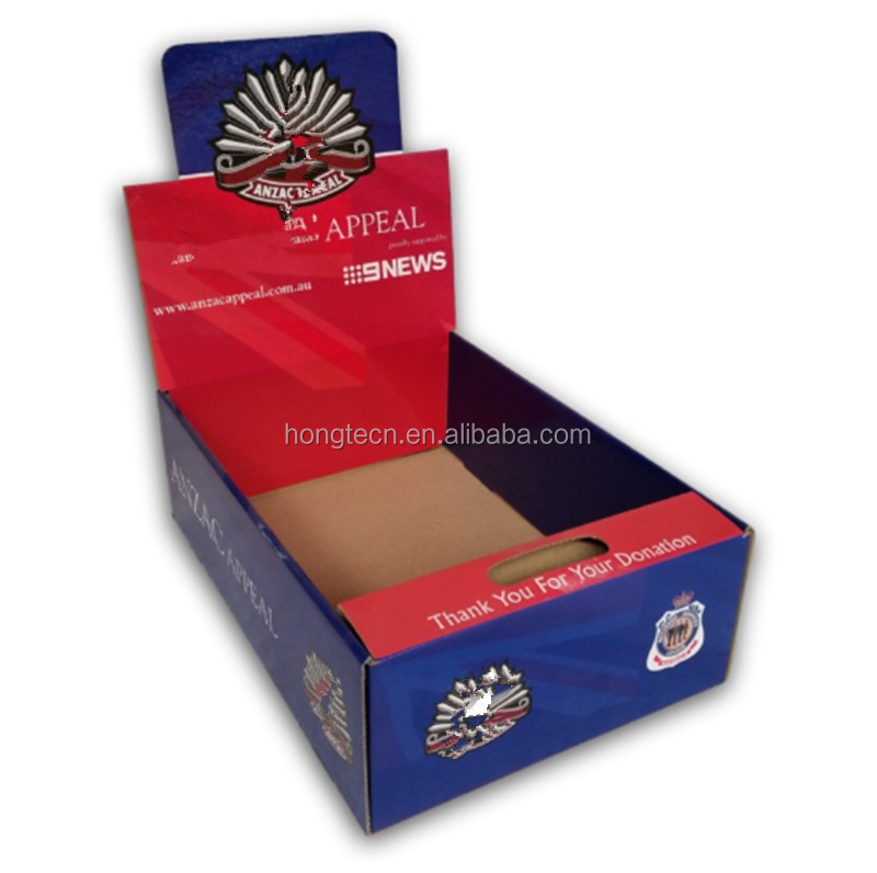 Luxury paper hanging display/ merchandising display box/ cardboard display boxes,pop up displays