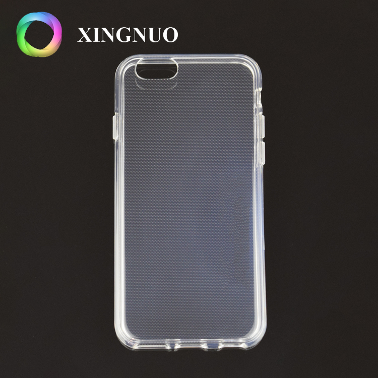 New Products Clear Transparent Phone Case Tpu, Case For iPhone 6/6S wholesale