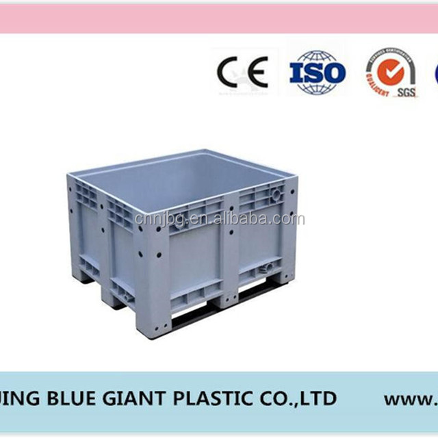 Beautiful Plastic Pallet Boxes For The Fruit Vegetable Wine Industry