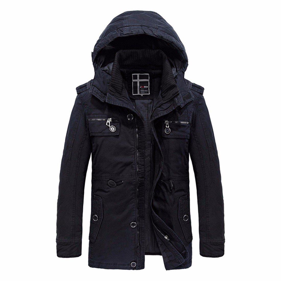 cb1727bbd3625 ... Hooded Sweatshirt Tops Jacket Coat Outwear. 17.12. null. Get Quotations  · Men's hoodie coat with men's hoodie coat in winter-YU&XIN