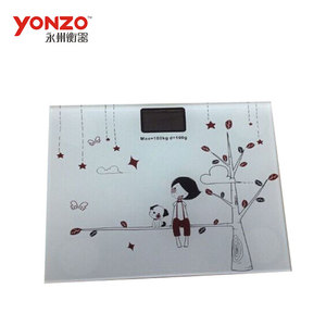 YONZO 150kg welby body fat scale review