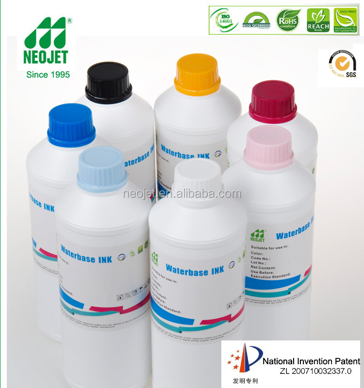 water based dye ink for ENCAD Novajet 600 750 800 850 700 printer