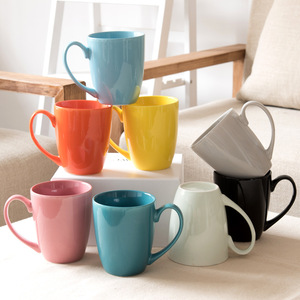 Wholesale 11oz Colorful Blank Mug Coated Printing Ceramic Cup/promotion /custom Logo/gift Mugs