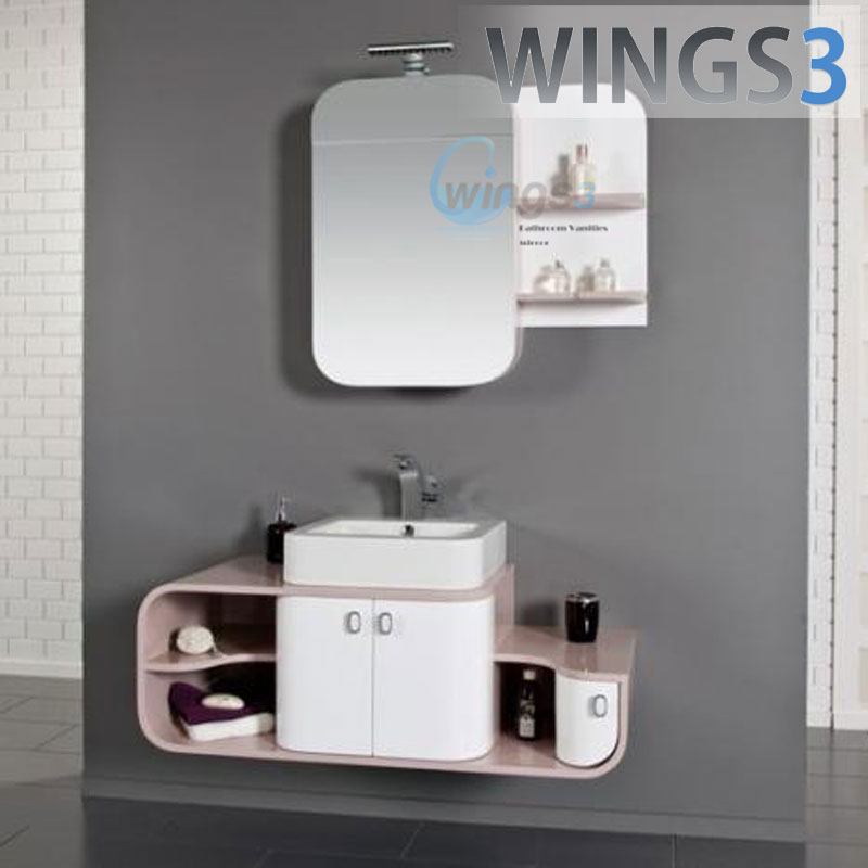 Bathroom Furniture Online Pvc Storage Vanity Cabinets Plastic Toilet Cabinet Closets India