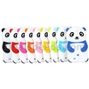 Hot Sale Lovely Panda Soft Silicon Cover for Samsung Galaxy S4 SIV I9500 I9505 I9508