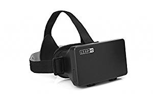 eimolife® VIRTUAL REALITY CARDBOARD TOOLKIT SMARTPHONE VIRTUAL REALITY VIEWER ColorCross Universal Google Cardboard Plastic Version 3D VR Complete Kit Virtual Reality Glasses Headset for Real HD 3d Experience (VR II)