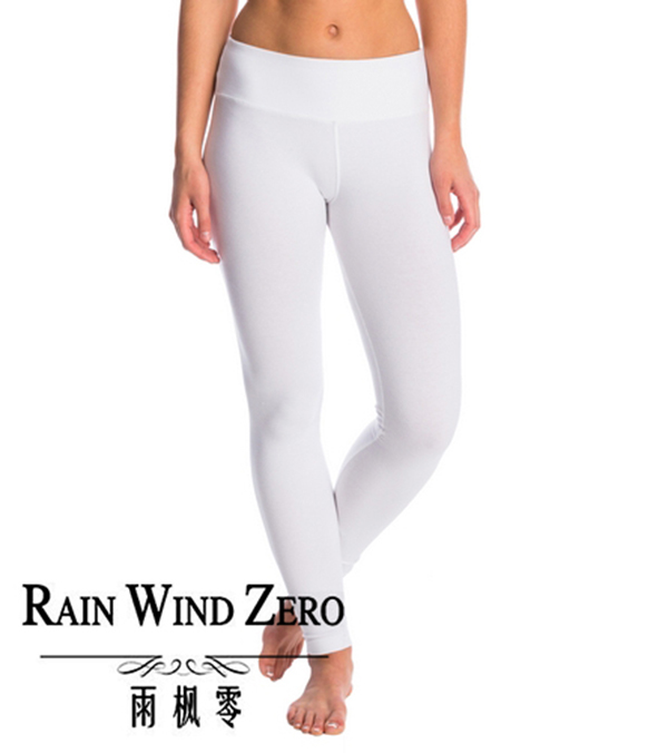 Wholesale gym wear high quality ladies yoga pants , sport gym leggings activewear 2016