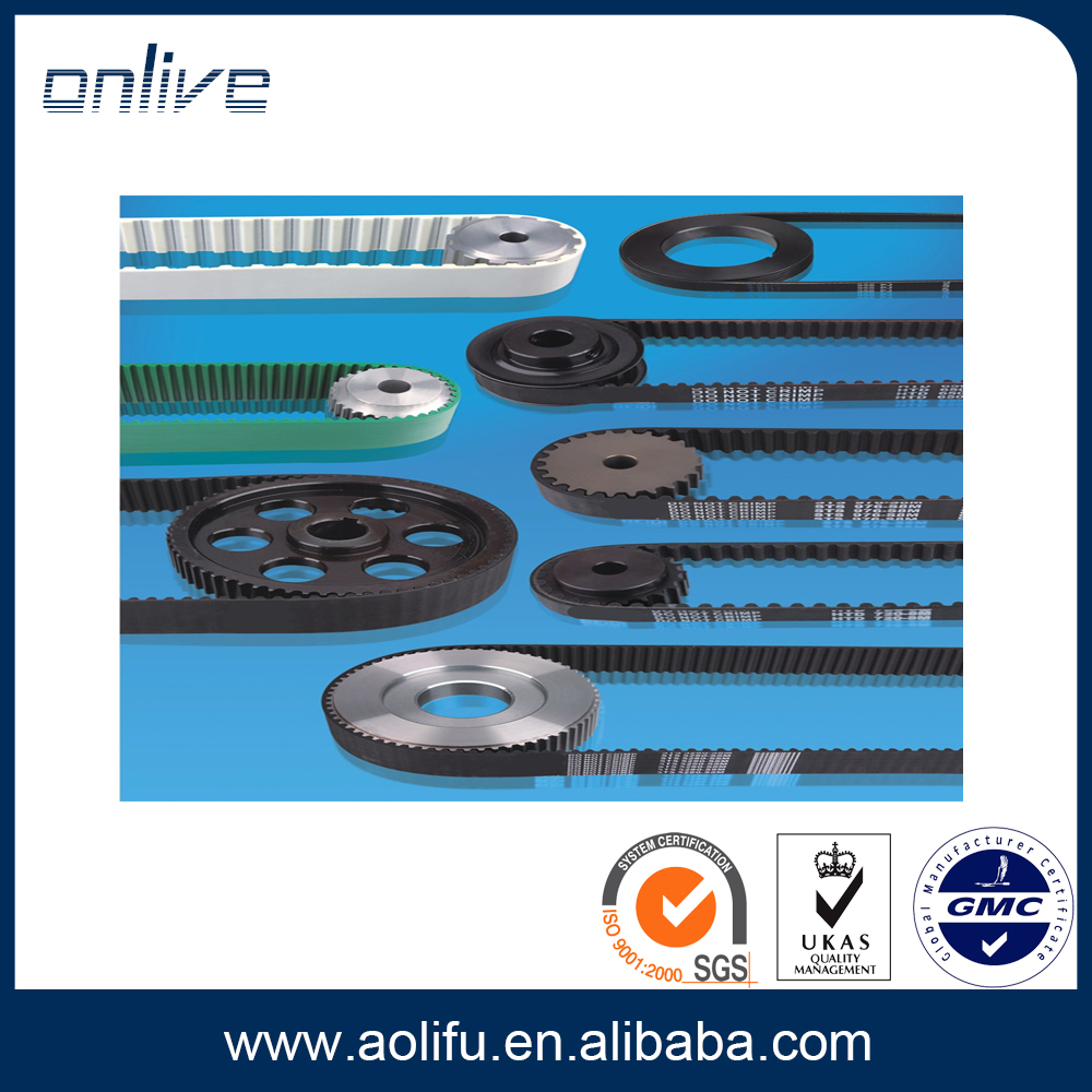 embroidery machine timing belt endless industrial mxl rubber timing belt small timing belt