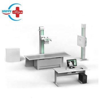 HC-D017C Medical 50KW High Frequency Digital X ray Radiography System with digital flat panel detector
