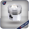 Custom Forged or Casting Aluminum Piston for Honda F22 Piston