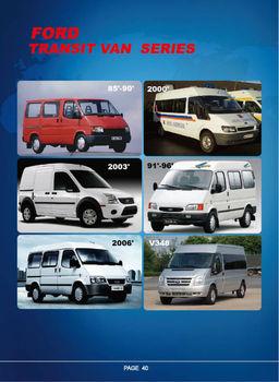 Best Selling Car Accessories For Ford Transit Van Series Part - Buy ...