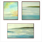 Oil painting indoor beautiful abstract Adornment picture