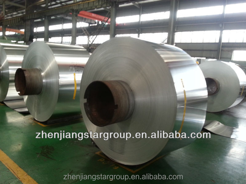 alcan aluminum foil/reinforced aluminum foil for manufacture competitive price and quality/kevlar aluminum foil