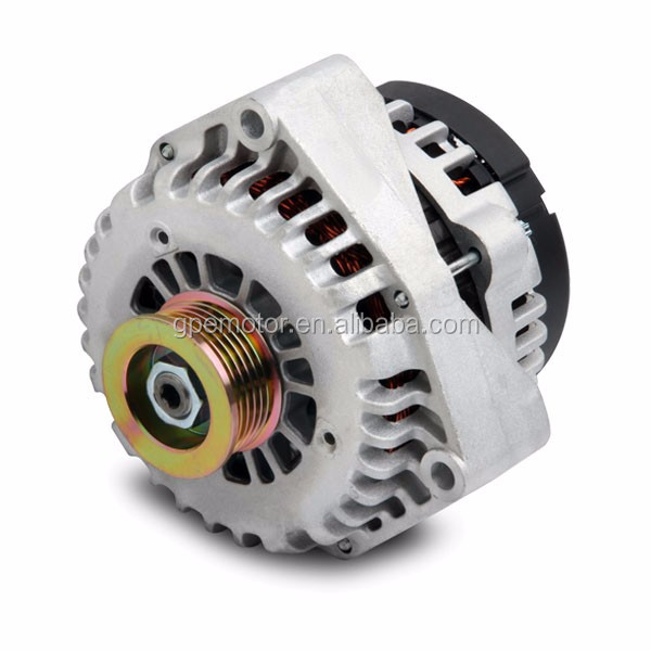 Herbouwd Alternator