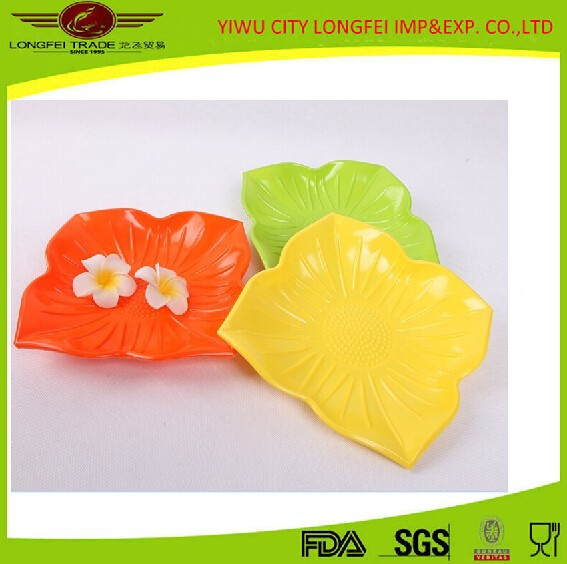 Tableware Custom Cheap Melamine Serving Plate