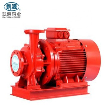 XBD Fire Fighting Water Pump--ISO9001 ebara pump