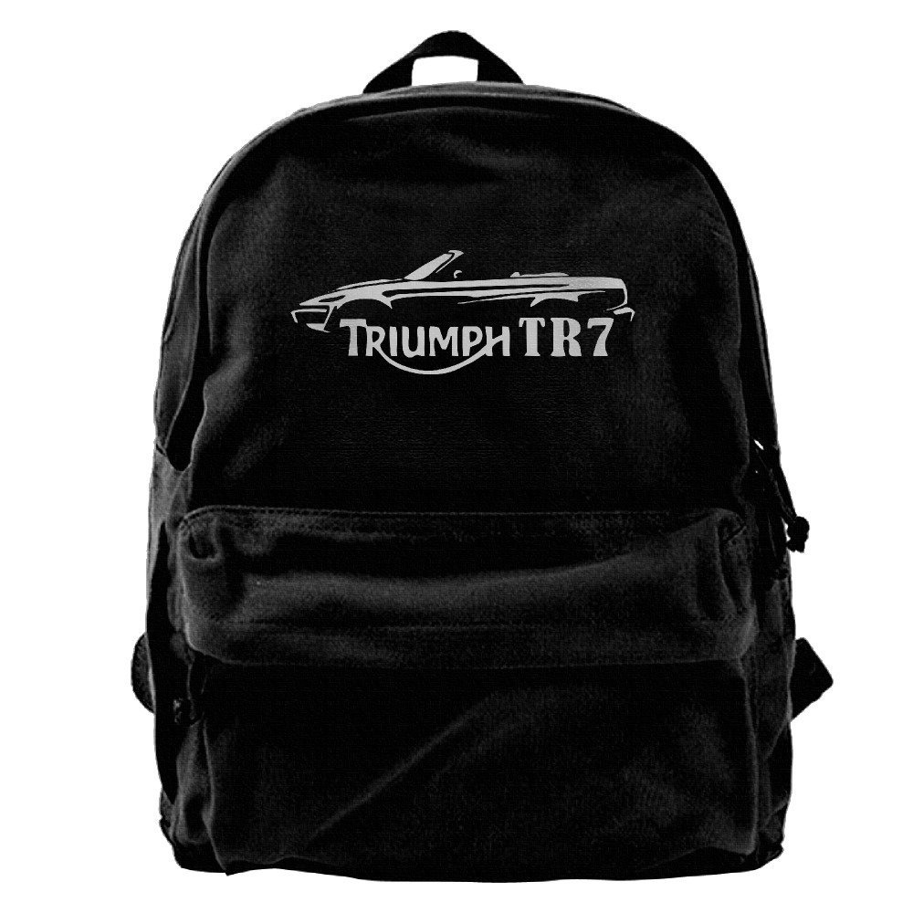 Get Quotations Triumph TR7 Convertible Classic Outline Book Bag Working