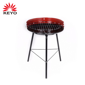 Easy To Take Mini Portable One Time Use Barbecue Instant Grills Pan Disposable Aluminium Foil Bbq