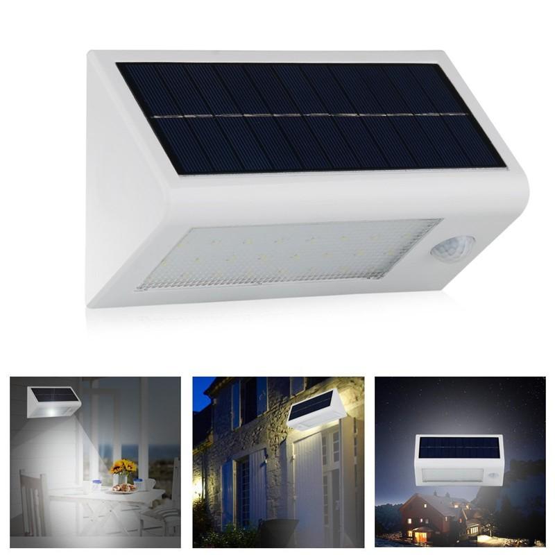Solar Led Flood Lights Motion Sensor Outdoor