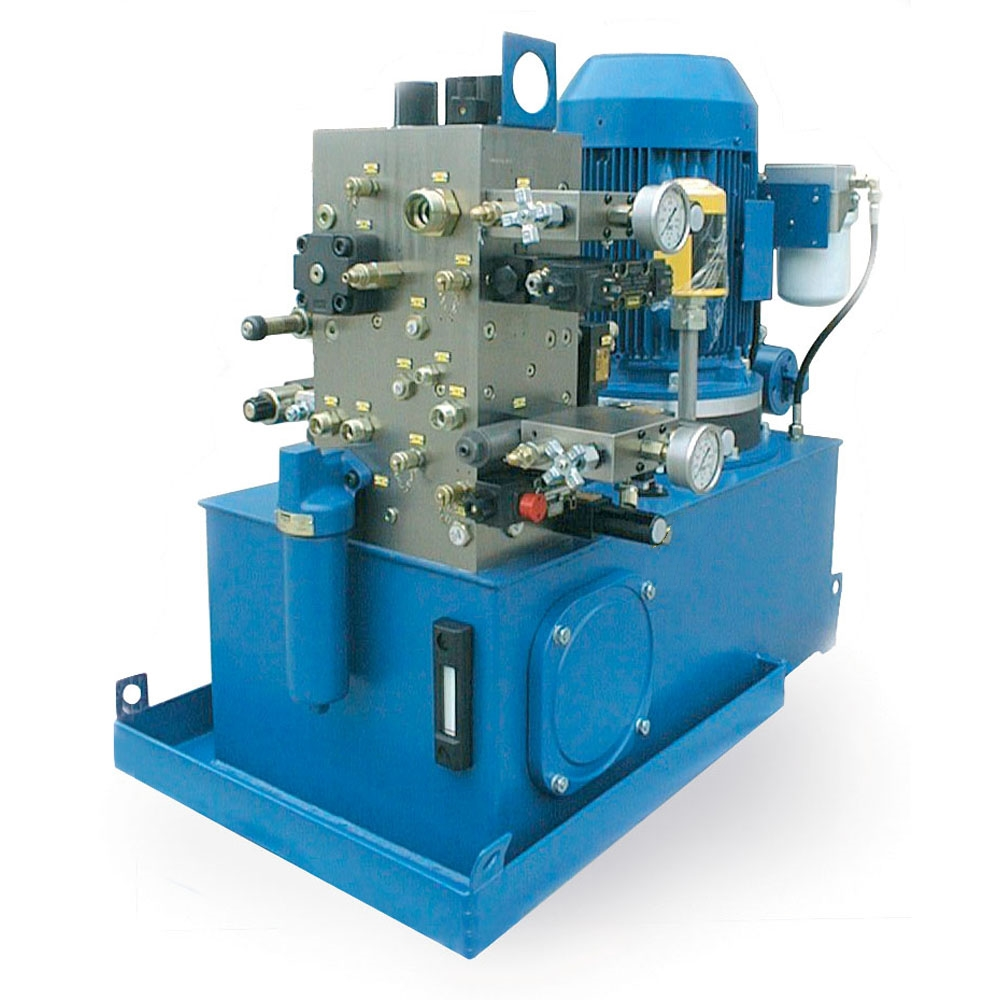 Alle modellen carbon staal power tong China hydraulische power unit