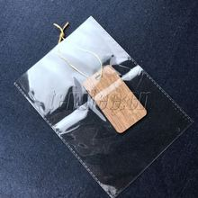 eco recycled cheap wholesale custom transparent waterproof printed promotion plastic zipper clear pvc cosmetic bag