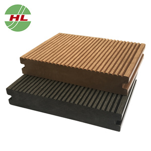 WPC decking Wood Plastic Composite Decking for Outdoor Swimming Pool Floor
