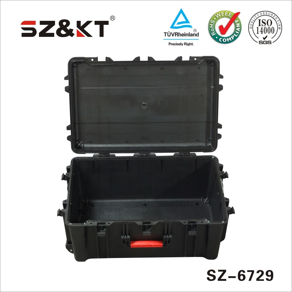 ABS safety equipment case