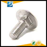 DIN 603 stainless steel carriage bolt