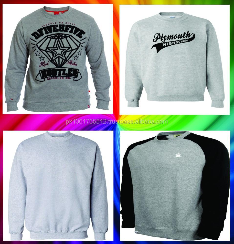 Blank Crewneck,Sublimation Crewneck Sweatshirt Custom,Wholesale ...