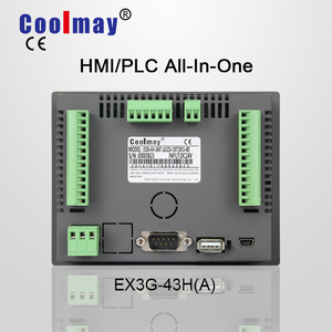 2018 New arrival 5inch Integrated plc and hmi for automation control