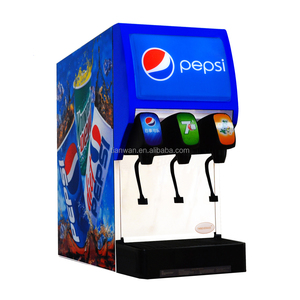 best selling coke post mix soda fountain machine with good quality