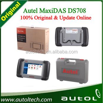 Ds708 Auto Scanner Universal Car Diagnostic Scanner Autel Maxidas Ds 708  Holden Software Free For Multi-car Models - Buy Ds 708,Maxidas Ds708,Ds708