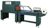 L bar fully-auto shrink tunnel and double side sealer packaging machine