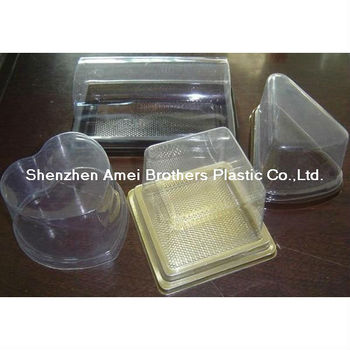 vacuum formed plastic biscuit blister tray,packing tray for food,OEM design