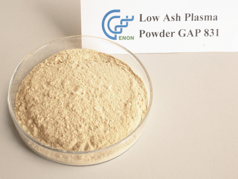 Low Ash Plasma Powder blood meal