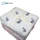 No Fluorescence Custom Design Organic Cotton Soft Textile Baby Muslin Swaddle Blanket