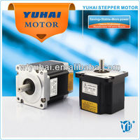 Nema34 86mm 6N.m two phase hybrid linear stepper motor,china stepper motor manufacturers