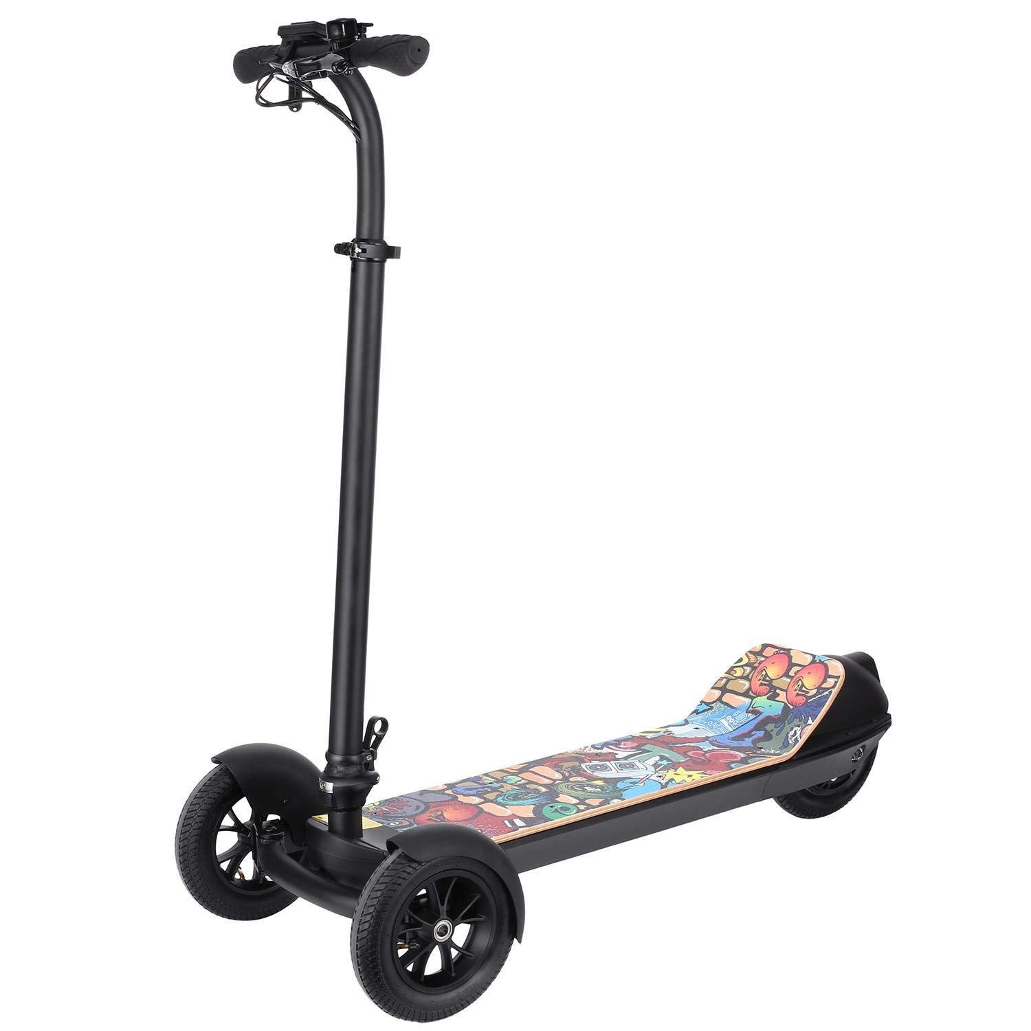 TelDen Folding Electric Scooter 3 Wheel Electric Scooter Cheap Electric Scooters Vests