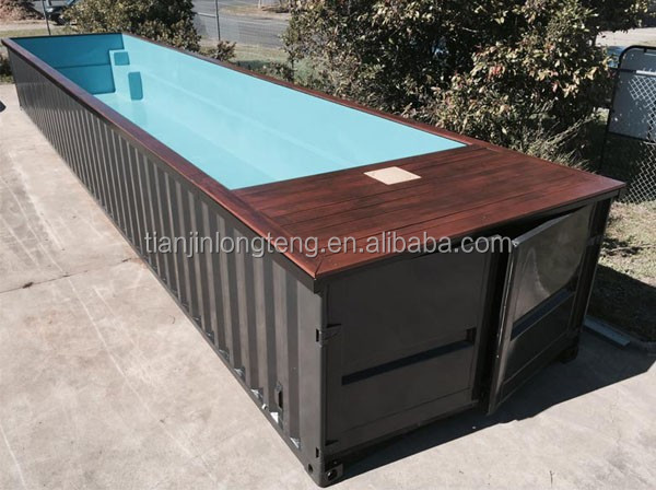 verzending container zwembad 20ft 40ft buy container zwembad container zwembad verzending. Black Bedroom Furniture Sets. Home Design Ideas