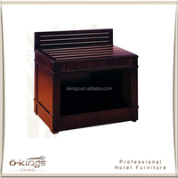 hotel guestroom products wood luggage rack - Luggage Racks For Bedrooms