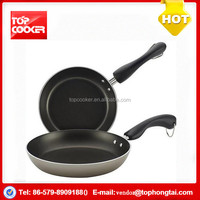Press Aluminium Nonstick Double Sided Frying Pan