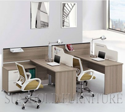 American 2 person office desk designs modern space saving for Office design 10x10